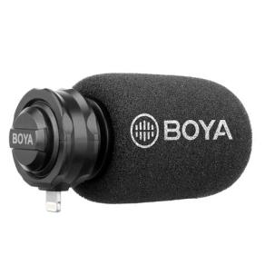 Boya Digital Shotgun Microphone BY-DM200 for iOS
