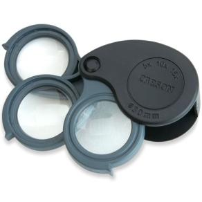 Carson Multi-Power Magnifier 5-15x30mm