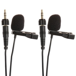 Boya 2.4 GHz Dual Lavalier Microphone Wireless BY-WM4 Pro-K2