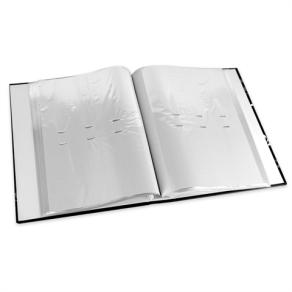 Zep Slip-In Album EB46100B Umbria Black for 100 Photos...