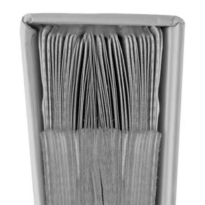 Zep Slip-In Album EB46100W Umbria White for 100 Photos...