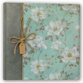 Zep Paper Album GD323250G Garden Grey with 50 Sheets...