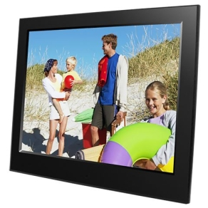 Braun Digital Photo Frame Digiframe 8 Slim 8 Inch