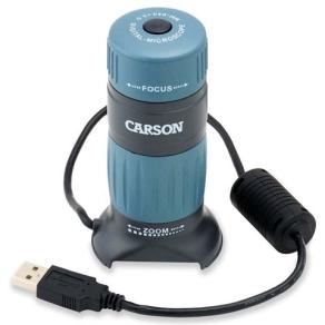 Carson Digital USB Microscope 86-457x with Recorder