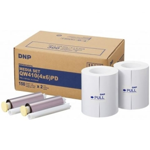 DNP Paper 300 Prints Premium 10x15 for DP-QW410