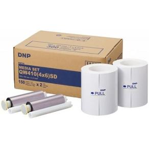 DNP Paper 300 Prints Standard SD 10x15 for DP-QW410