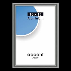 Nielsen Photo Frame 51225 Accent Steelgrey 10x15 cm