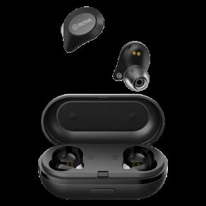 Boya Bluetooth Wireless Stereo Earphones BY-AP1 Black