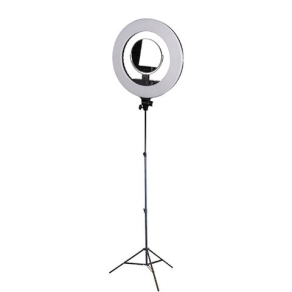 StudioKing LED Ring Lamp Set LED-480ASK with Light Stand