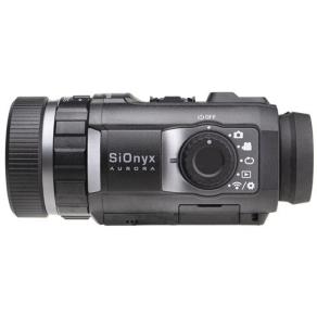 SiOnyx Color Night Vision Attachment Aurora Black