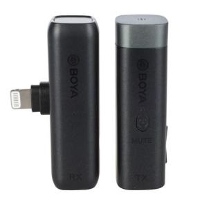 Boya 2.4 GHz Tie Pin Microphone Wireless BY-WM3D for iOS