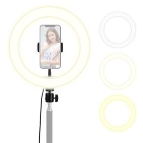 StudioKing Bi-Color LED Ring Lamp RL10-USB