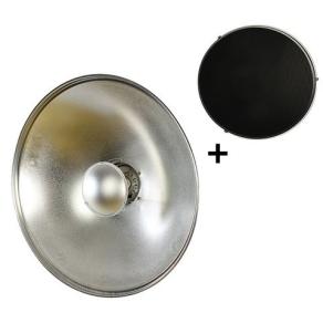 StudioKing Beauty Dish SK-BD550 55 cm for Falcon Eyes