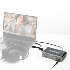 Boya Audio Adapter BY-AM1