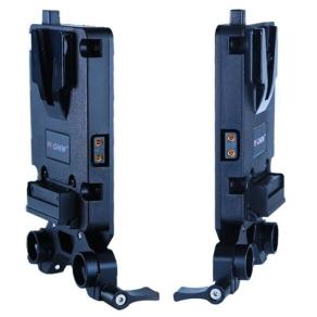 Rolux Mini V-Mount Battery Plate RL-AC13S