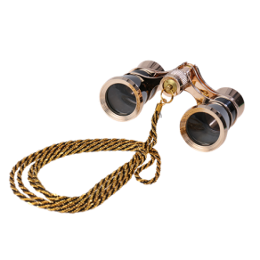 Byomic Theatre binoculars 3x25 Gold/Black