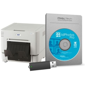 IdPhotos Pro dongle with RX-1HS Printer