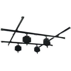 Falcon Eyes Ceiling Rail System B-4040C 4x4 m incl. 4 Pantographs