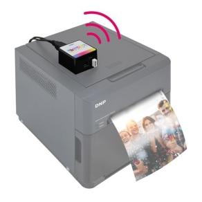 DNP WCM2 AirPrint Printer Server Wireless Connect Module
